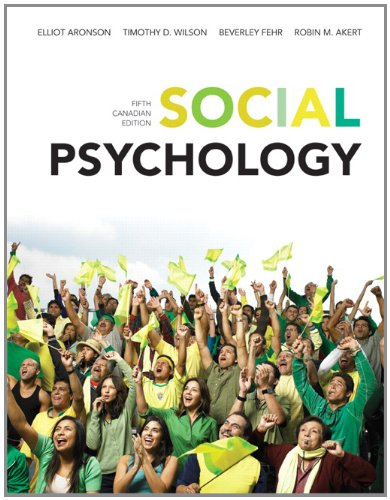 Social psychology fifth canadian edition plus new mylab psychology social psychology fifth canadian edition plus new mylab psychology with pearson etext access card package 5th edition elliot aronson fandeluxe Choice Image