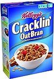 Kellogg's Cracklin' Oat Bran Breakfast Cereal, 17 Ounce Box (Pack of 10)