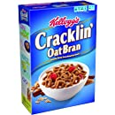 Cracklin' Oat Bran Cereal, 17-Ounce Boxes (Pack of 10)
