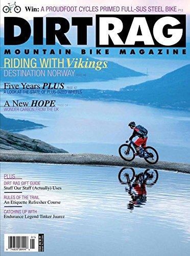 Magazines : Dirt Rag Magazine