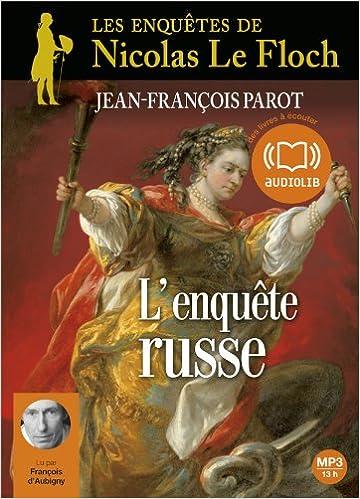 En ligne téléchargement gratuit L'Enquête russe: Livre audio - 2CD MP3 - 535 Mo + 535 Mo epub, pdf