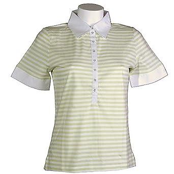 reputable site 3bf9f b7efd Jette Joop, 492228, kurzarm Polohemd Poloshirt, weiß apfel ...