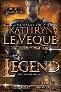 The Legend by Kathryn Le Veque ebook deal