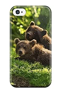 Noar-Diy Abikjack Premium protective case cover N3UsfJkQxXp For Iphone 4/4s- Nice Design - Bear