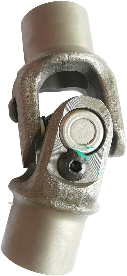3//4-36 Spline X 3//4 Round Steering Shaft U Joint Strong Forged Steel