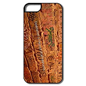 Durable Root Heartache Case For IPhone 5/5s