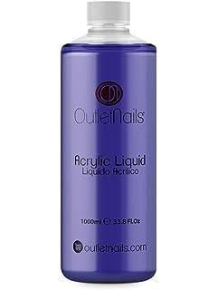 Liquido Acrilico para uñas 1000ml / Monomero para uñas acrílicas/Liquido Acrilico Profesional 1000ml /