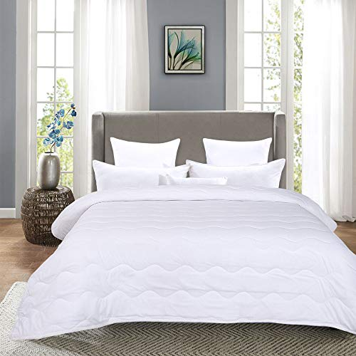 HOMBYS Lightweight Alternative Quilted Comforter product image
