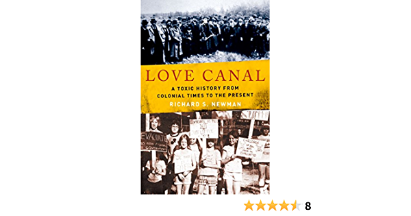 Love Canal: A Toxic History from Colonial Times to the Present (English Edition)