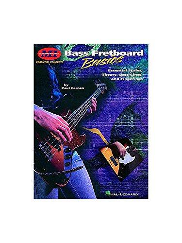 Paul Farnen: Bass Fretboard Basics. Partituras para Guitarra Bajo ...