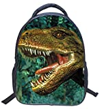 3D Dinosaur Printed Kids Backpack Toddler Waterproof School Bags for Kindergarten Dinosaur2