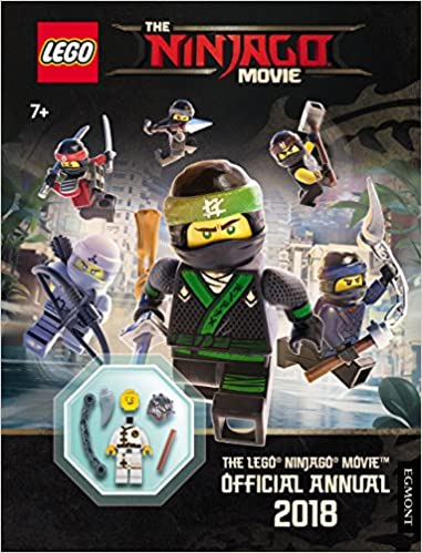 THE LEGO® NINJAGO MOVIE: Official Annual 2018 (Egmont Annuals 2018 ...