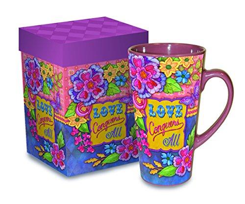 Divinity Boutique Inspirational Stoneware Multicolor
