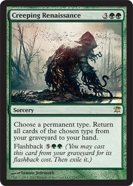 Magic: the Gathering - Creeping Renaissance - Innistrad ()