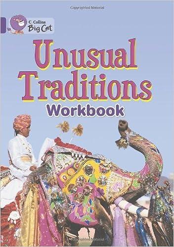 Unusual Traditions Workbook (Collins Big Cat)