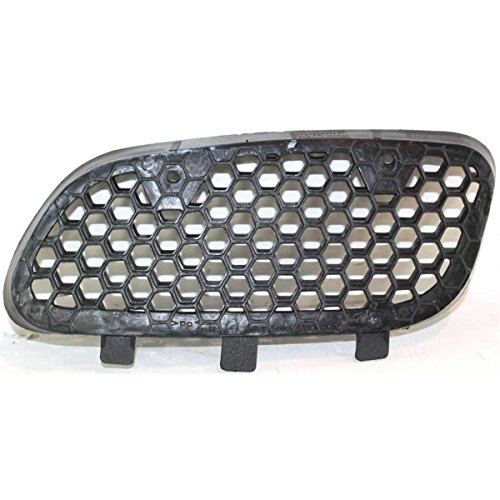 Diften 102-A7170-X01 - New Grille Grill Set of 2 Driver Left & Passenger Right Side LH RH Pontiac Pair