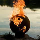 Third Rock Fire Pit Fuel Type: Wood Burning, Ignition: Wood Burning