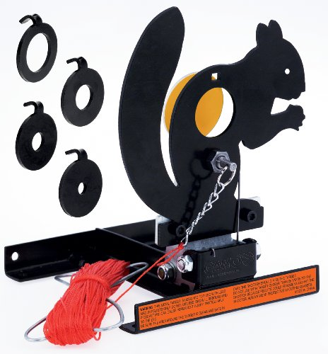 (Gamo Squirrel Field Target w/4 Kill-Zone Reducers)