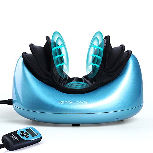 Multi Function Neck - Shoulder Massager, Electric Kneading Massager Multi-Function Neck Shoulder Waist Heating Car/Home Massager