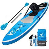 Freein Stand Up Paddle Board Inflatable SUP 10/106 Long with Kayak