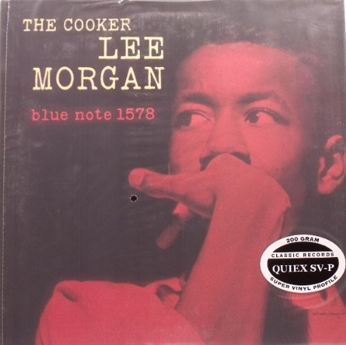 Lee Morgan: Cooker [12 inch Analog]                                                                                                                                                                                                                                                    <span class=