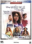 Cover Image for 'A Wrinkle in Time [Blu-ray + DVD + Digital]'
