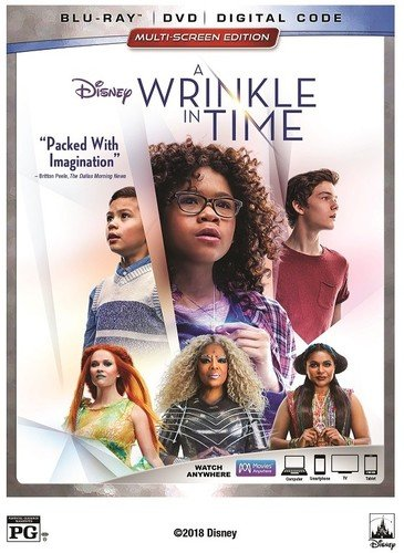 VHS : A Wrinkle in Time [Blu-ray]