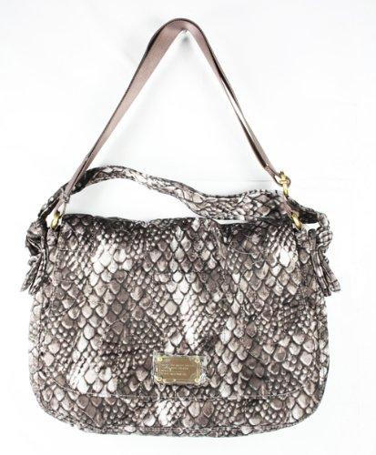 "Marc Jacobs Pretty Nylon 13"" Messenger Bag Shale Multi"