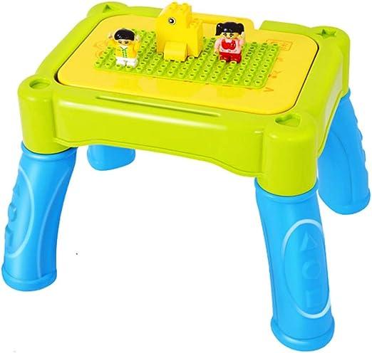 Juegos de mesas y sillas Mesa para Niños Mesa De Juego De Pintura ...