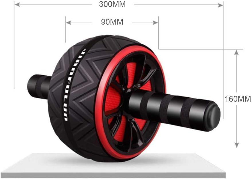 Makluce Abdominal Wheel Multifunktionale Indoor Quiet M/änner Und Frauen D/ünne Taille Bauchmuskeln Fitness Aids-Roller//Roller Kit