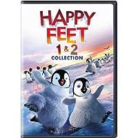 Happy Feet/Happy Feet Two (DVD) (DBFE)