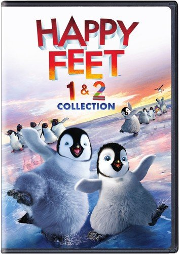 Happy Feet/Happy Feet Two (DVD) (DBFE)