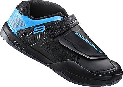 Shimano SHAM9NC380SL00 - Zapatillas Ciclismo, 38, Negro, Hombre