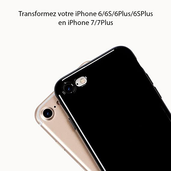 EXTRASTOCK] Coque IPhone 6 Noir De Jais, Transformez Votre IPhone ...