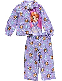 Disney Little Girls' Princess Sofia Pajama Set