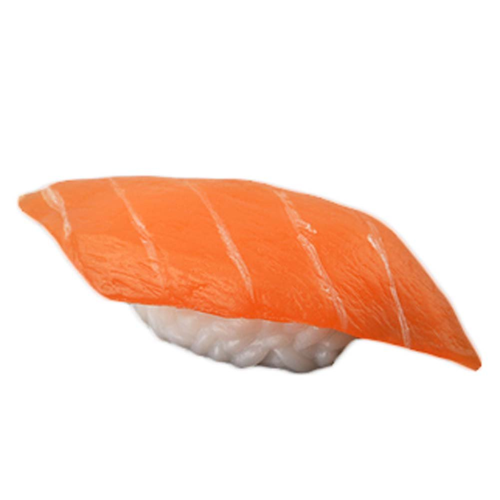 George Jimmy 2 PCS Simulation Sushi Food Model Sushi Cooking Window Display Props #24