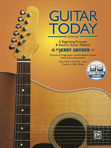 - Guitar Today: Book One