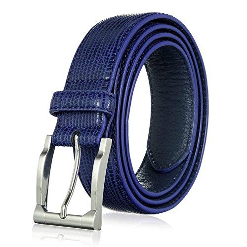 Cheap  Men's Genuine Leather Dress Belt with Premium Quality - Classic & Fashion..
