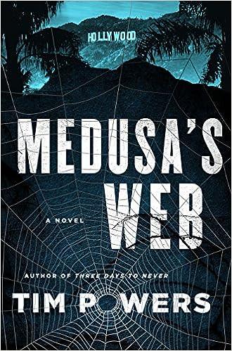 Medusas Web A Novel Tim Powers Amazoncom Books - 23 of the strangest books to ever appear on amazon