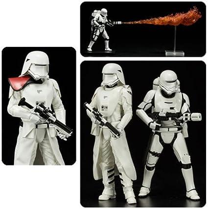 ARTFX Star Wars FIRST ORDER SNOWTROOPER /& FLAMETROOPER 2 PACK 1//10 Kotobukiya