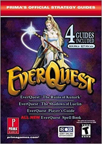 EverQuest Box Set (Prima's Official Strategy Guide): Prima Games