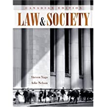 Law and Society, First Canadian Edition