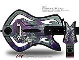 Artifact Decal Style Skin - fits Warriors Of Rock Guitar Hero Guitar (GUITAR NOT INCLUDED)