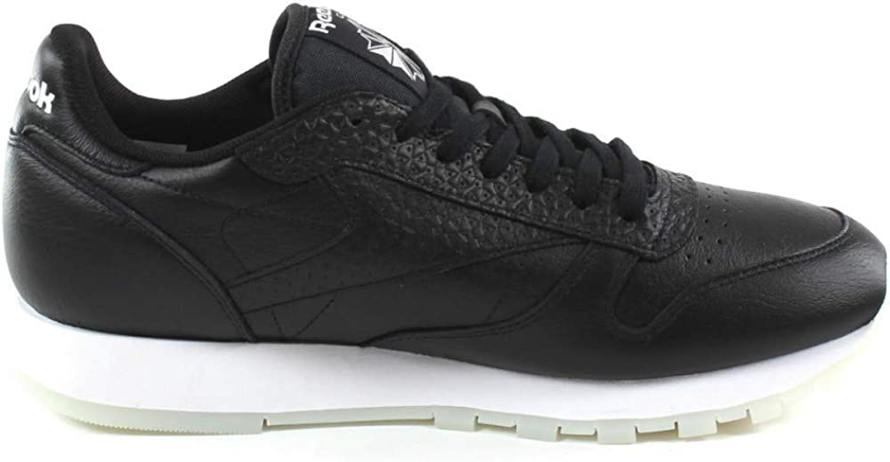 Reebok Classic Leather ID Basket Mode Homme Black