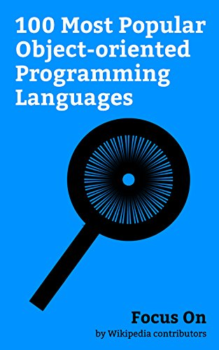 cbb9cde765e2 Focus On  100 Most Popular Object-oriented Programming Languages  Python (programming  language