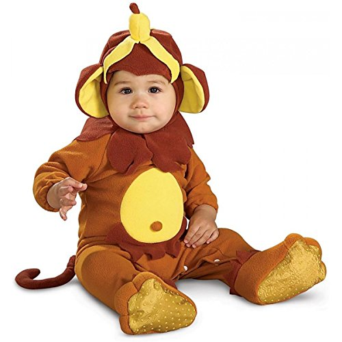 [Monkey See, Monkey Do Costume - Newborn] (Monkey See Monkey Do Costume)