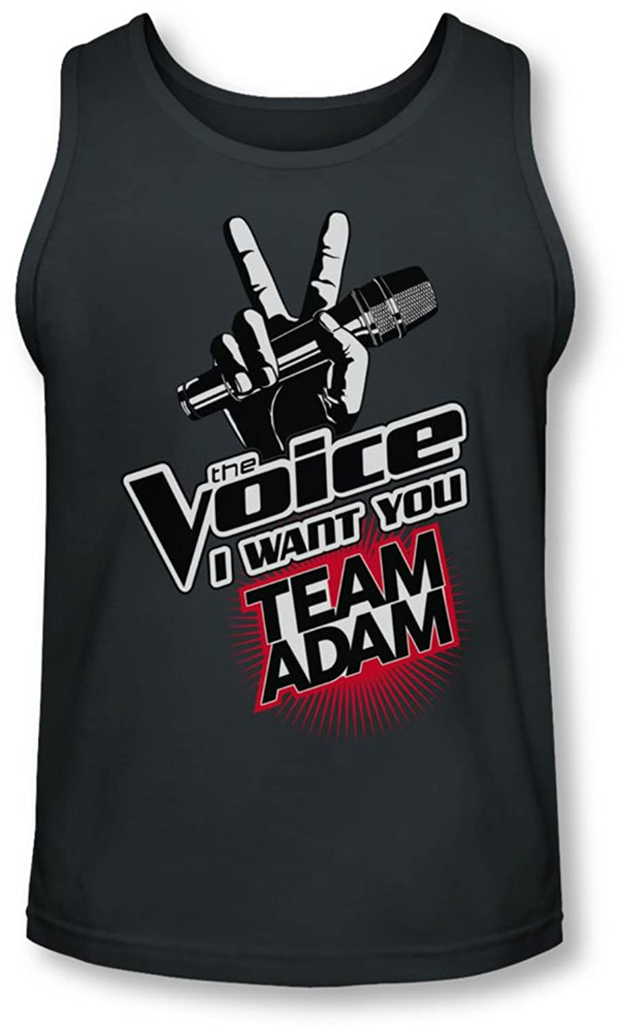 The Voice - Mens Team Adam Tank-Top