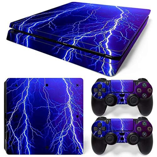 Price comparison product image Owill Skin Sticker for Sony Playstation PS4 Console Controller Decal Cover Skin Set (I)