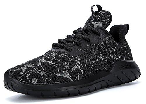 Soulsfeng Men Women Unisex Casual Fashion Sneakers Glow in Dark Running Shoes