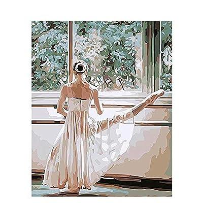 Wacydsd Puzzle 1000 Pezzi Ballerina Puzzle Classico Kit Fai Da Te Giocattolo In Legno Regalo Unico Decorazioni Per La Casa